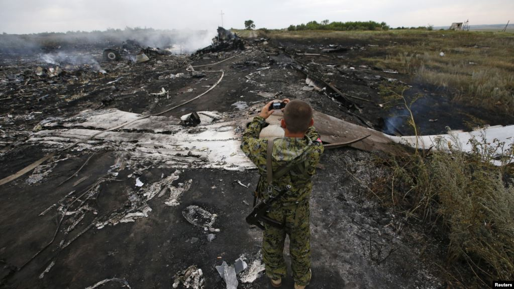 killed flight plane MH17