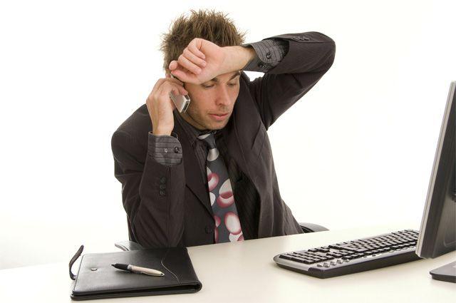 Не ищите проблем там, где их нет: причины и последствия стресса -  svitnov.com