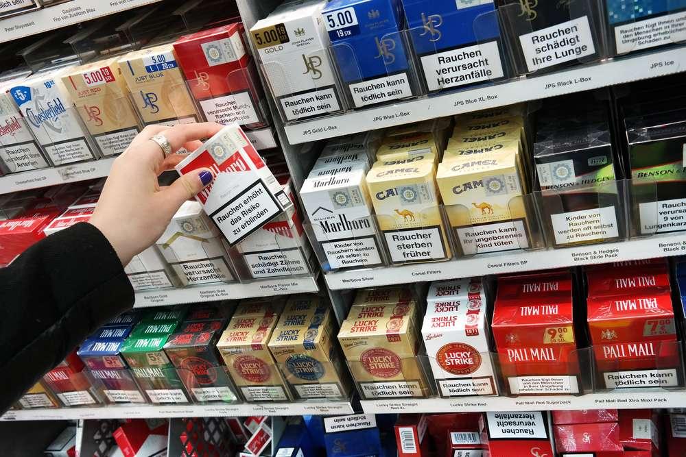 Цены на табачные изделия в украине где получают лицензию на продажу табачных изделий