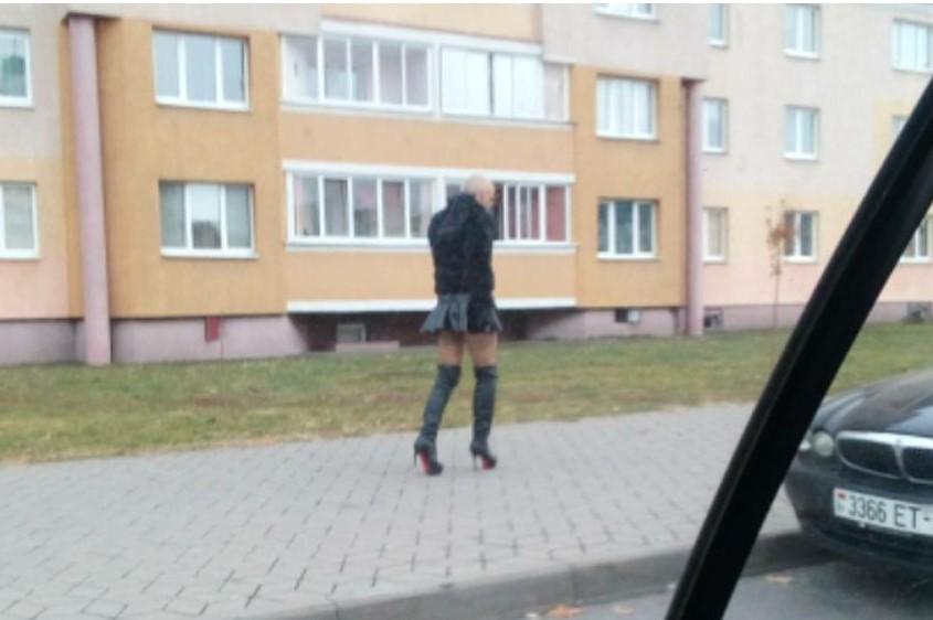 Мужик под юбкой — pic 8