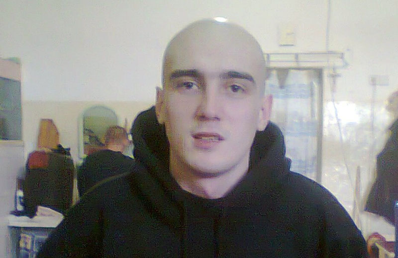 Sentenced to life imprisonment Oleg Rybchan
