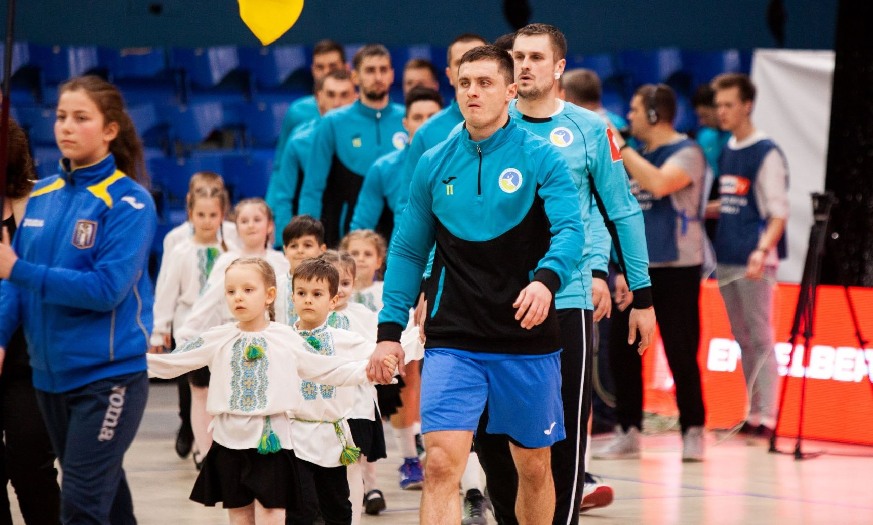 Ukrainian national handball team