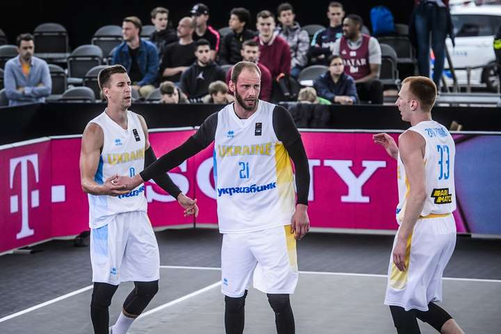 Ukrainian national basketball team